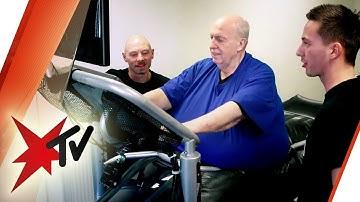 Endlich Abnehmen mit Magen-OP? Reiner Calmund will 100-Kilo-Marke knacken | stern TV