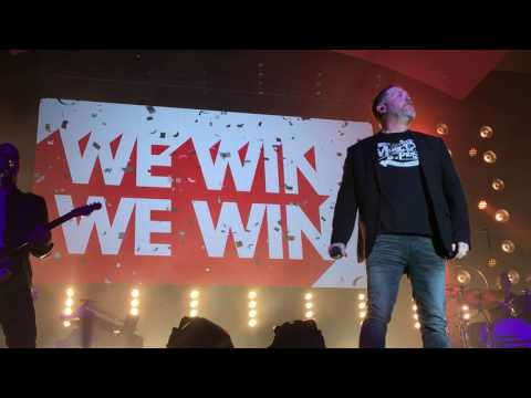 """We Win"" - MercyMe @ Lifer Tour 2017 (Albuquerque, NM)"