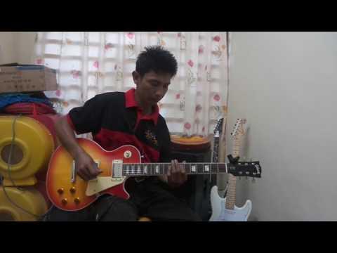 Hakikat Sebuah Cinta.IKLIM.Gitar Cover