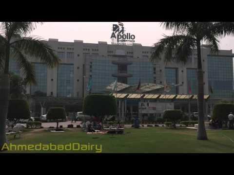 Apollo Hospital Ahmedabad 2016   Ahmedabad Dairy