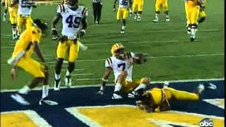 Tyran Mathieu deflection overturn and arms folded camera stare!