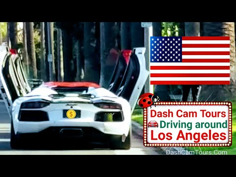 Dash Cam Tours🚘 Driving around Los Angeles; noticing things...