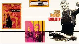 Bullitt ultimate soundtrack suite by Lalo Schifrin