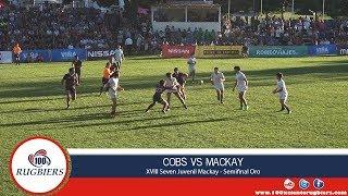 Rugbiers TV -  COBS vs Mackay - Seminifal Oro