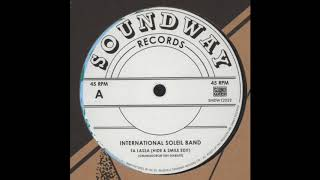 INTERNATIONAL SOLEIL BAND ‎– TA LASSA (HIDE & SMILE EDIT) (SNDW12022)