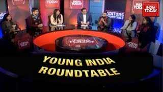 Left Vs Right Debate: Why Is The Youth Angry?   Young India Roundtable