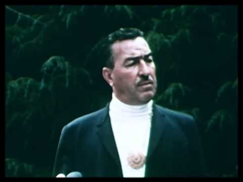 Adam Clayton Powell explains Black Power 1968