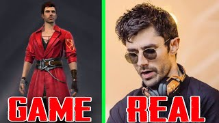 Free Fire Characters In Real Life 2020 || Free Fire All Characters In Real Life 2020