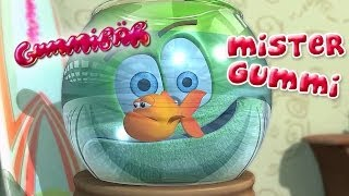 Mister Gummy - Mr. Mister Gummibär Portuguese Version - Music Video