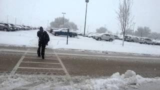 Heavy Snow Flurries @ Bloomington