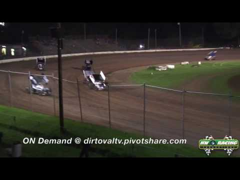 5 7 16 Limited 360 Sprint Cars Highlights Cottage Grove Speedway