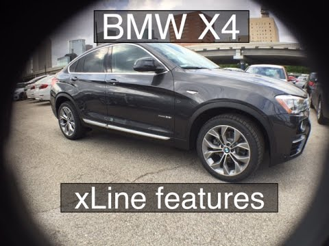 2016 Bmw X4 Dark Graphite Xline Features Houston Texas