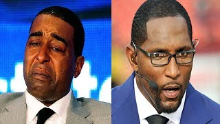 CHRIS CARTER EXPOSES RAY LEWIS LIVE ON T.V. AS HE TRIES TO LIE  !!