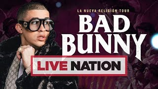 bad bunny is heading for london in august live nation uk