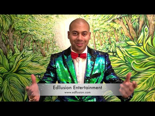 Virtual magic show of Edllusion 2021