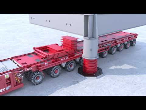 Jacking Crate System