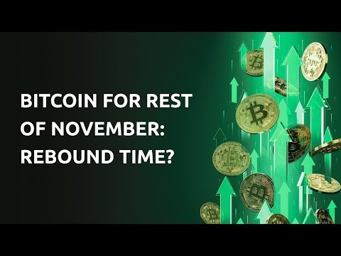 Bitcoin Technical Price Analysis for November & December 2019