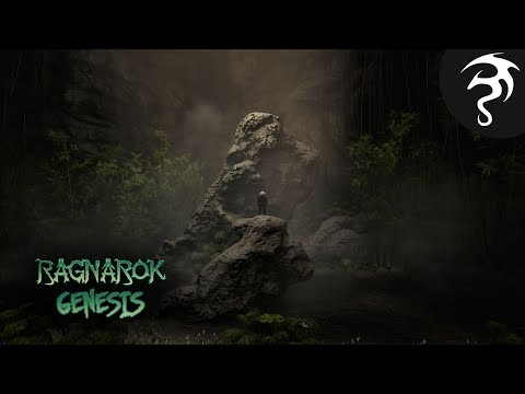 EXPLORING THE SECRETS OF VIKING BAY!  -  Ep35 - Ark Ragnarok Genesis