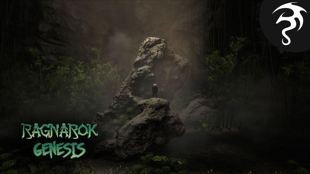 EXPLORING THE SECRETS OF VIKING BAY! - Ep35 - Ark Ragnarok Genesis