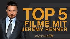 TOP 5: Jeremy Renner Filme (Ohne Marvel)