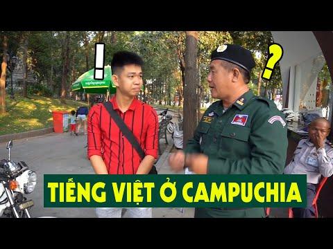 Tiếng Việt ở Campuchia có phổ biến không?