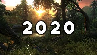Top 10 Best New Upcoming Games Of 2020 | Ps4  4k 60fps