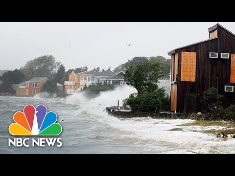 What To Expect From A Category 4 Hurricane | 101 | NBC News