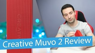 Creative Muvo 2 Review - All New Bluetooth Speaker