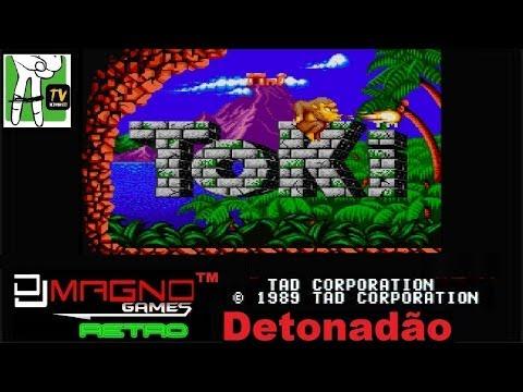 Toki Tad Corporation® 1989 Arcade Detonadão