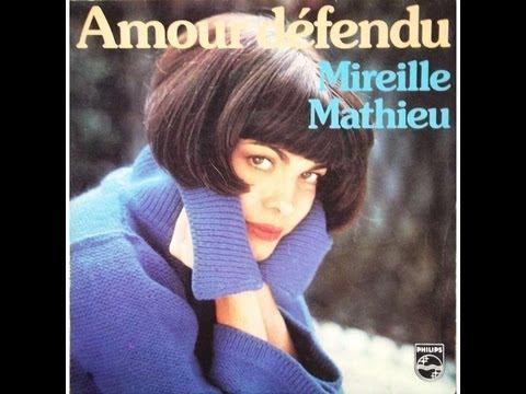 Mireille Mathieu - Amour Defendu