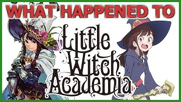 Little Witch Academia Staffel 3