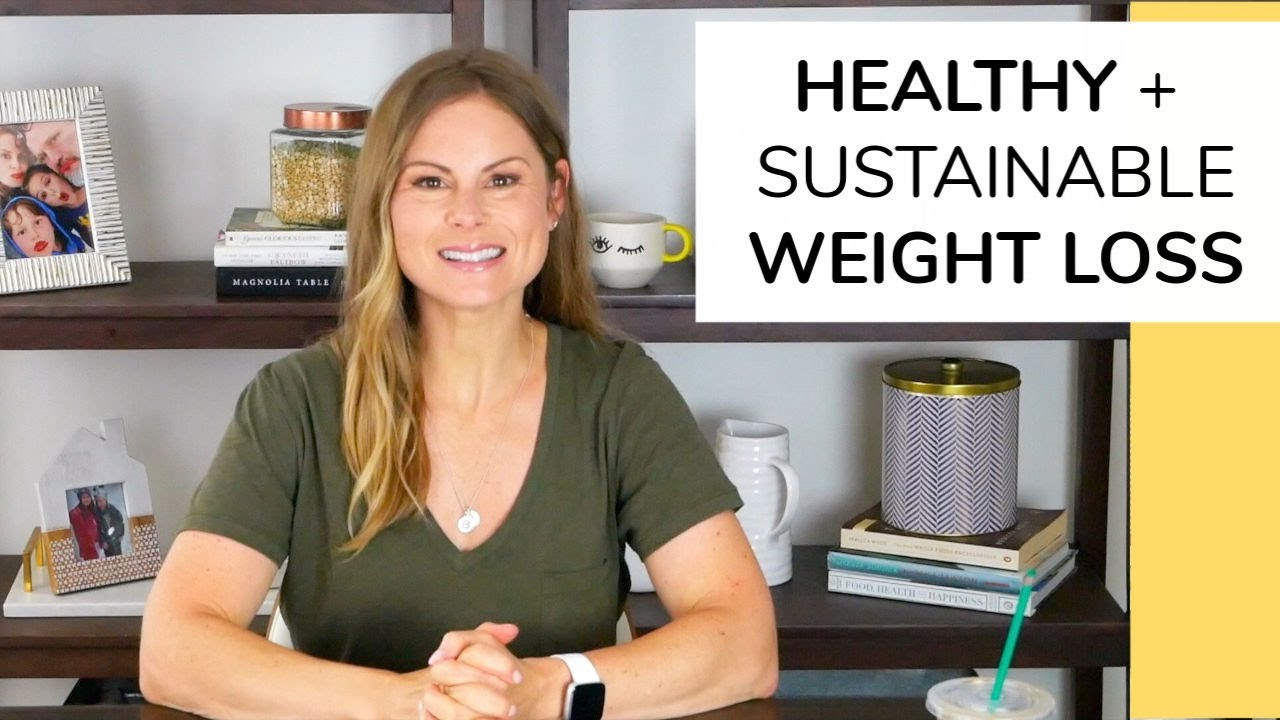 6 NATURAL WEIGHT LOSS TIPS   healthy + sustainable