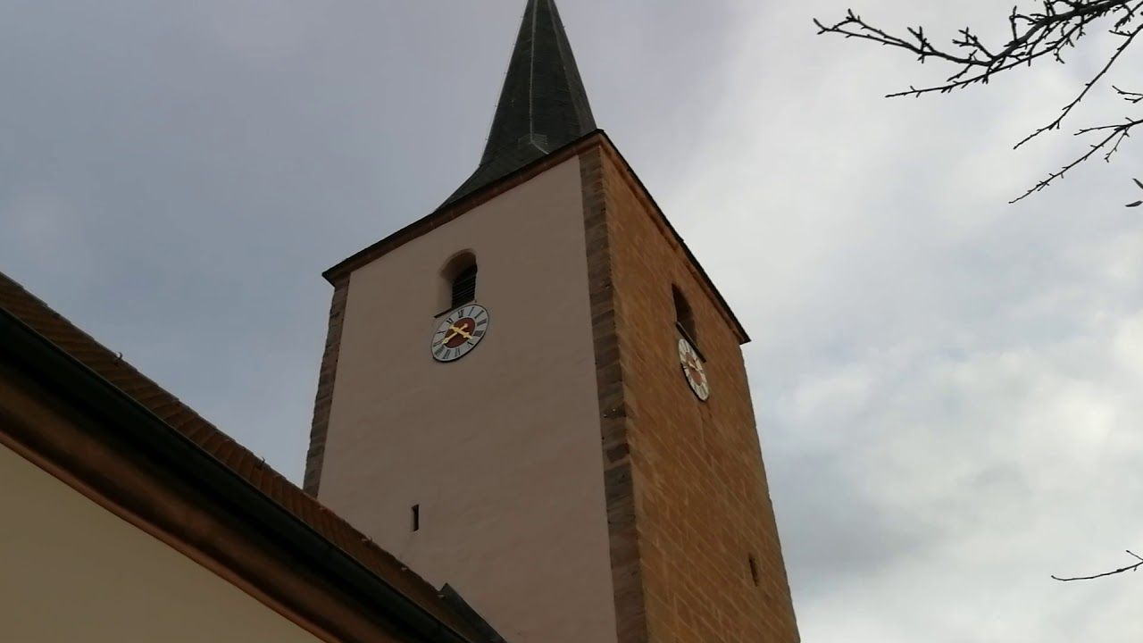 Hilpoltstein kath kirche Ecclesia Kirche