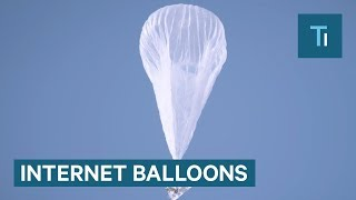 The Loon team is looking to help in Puerto Rico with balloons
