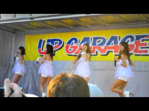 Up Garage  Drift Angels D1 Grandprix Odaiba 2011