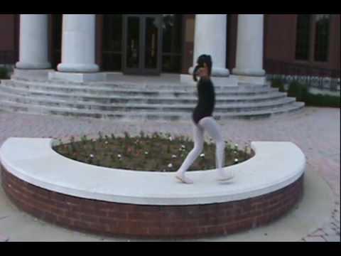 2009 Taylor ballet Dance Unlimited dress rehearsal Byram MS
