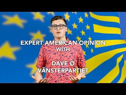 Expert American Opinion - Vänsterpartiet