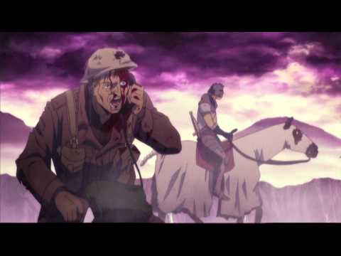 First Squad AMV Dropkick Murphy's The Green Field Of France