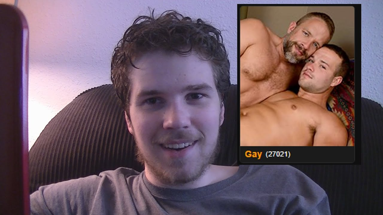 Straight Guys Watch Gay Porn
