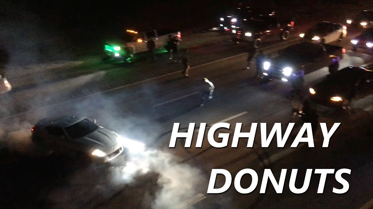 A Tennessee Highway Was Shut Down Because These Guys Were Doing