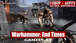 Warhammer: End Times - Vermintide Collector's Edition gameplay PC HD [1080p/60fps]