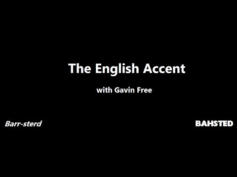 The English Accent With Gavin Free