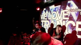 Andy Elliass - We Love Trance CE 014 - Fresh Stage - 09.05.15 [Klub Gram OFFON - Warszawa]