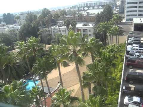 Day 36: Los Angeles, California + Roosevelt Hotel Room Tour