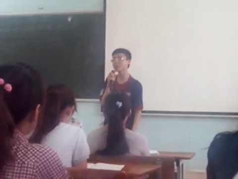Ngô Tiến Đạt- Thuyết trình ô nhiễm môi trường