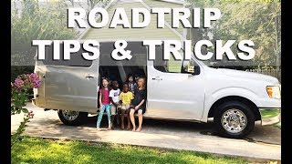 HOW WE PACK OUR LARGE FAMILY FOR A ROAD TRIP!