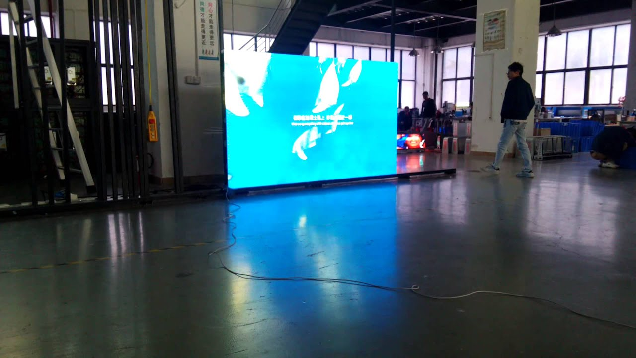 P4 81 outdoor rental led display china outdoor led for Exterior led screen