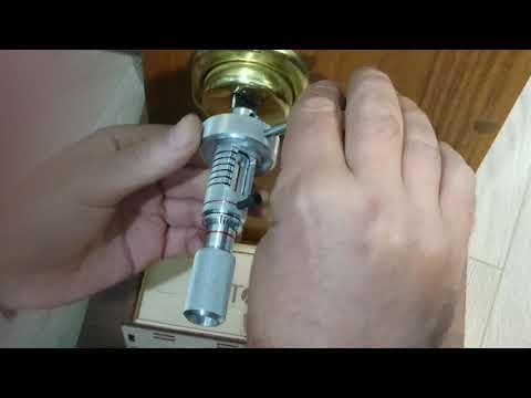 Взлом отмычками ABUS Bravus 2000  Locksmith tools for ABUS Bravus 2000