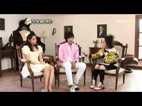 2009/04/01 Lee Min Ho × Park Shin Hye 『SectionTV -ETUDE HOUSE CF Making-』