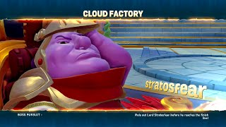 SKYLANDERS SUPERCHARGERS BOSS PURSUIT LORD STRATOSFEAR